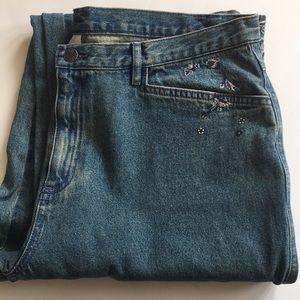 J. Jill | Women's denim jeans size 16P